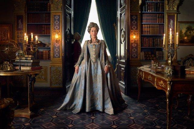 Helen Mirren protagoniza Catalina la Grande