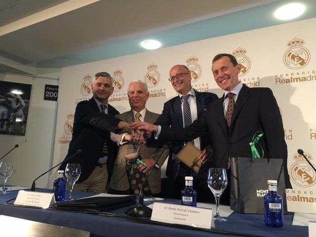 GenesisCare y Fundación Real Madrid colaboran en promover envejecimiento activo