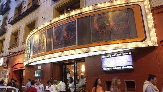 cines en sevilla centro