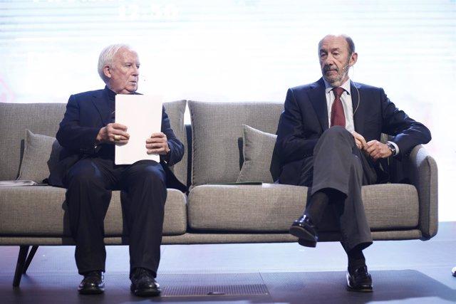 Congreso Dos miradas en la relaciones Iglesia-Estado en la sede la Fundación Pab