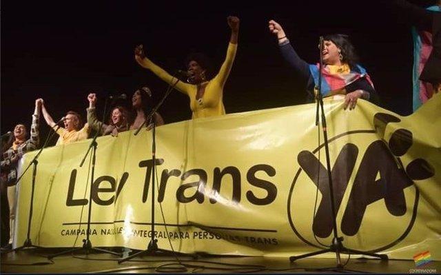 Marcha por la diversidad sexual el 30 de septiembre en Montevideo