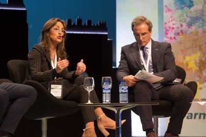 Los farmacéuticos reivindican la plataforma Nodofarma para conectar las 22.000 farmacias españolas