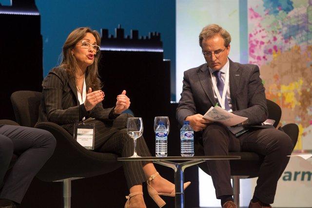 Mesa debate Transformación digital de la Farmacia: aportación de Nodofarma