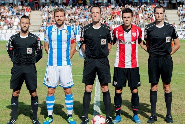El Athletic y la Real Sociedad viven un derbi vasco de necesidades en San  Mamés b7eacaddbc99f
