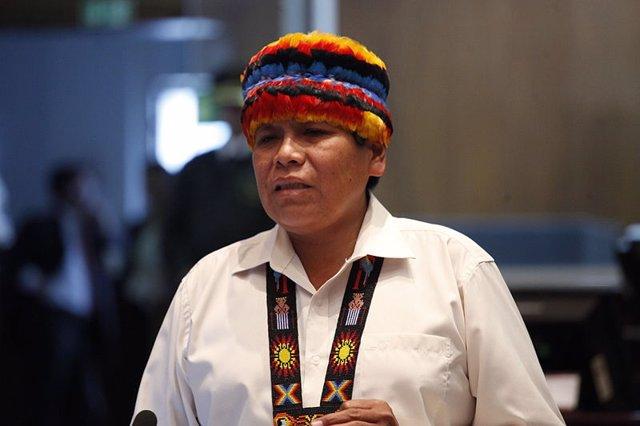 Exlegislador indígena Pepe Acacho