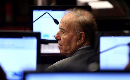 La Justicia argentina absuelve al expresidente Carlos Menem por un caso de contrabando de armas