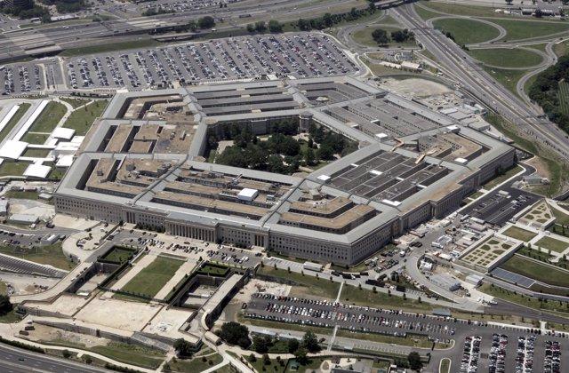 El Pentágono, sede del Departamento de Defensa