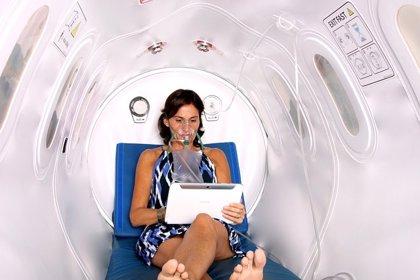 Investigadores españoles realizan un estudio clínico para reflejar los efectos del oxígeno hiperbárico en pacientes
