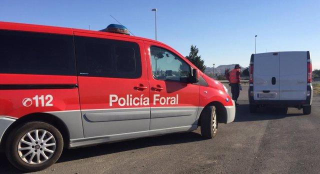 Denunciado en Cortes por exceso de velocidad y positivo en drogas