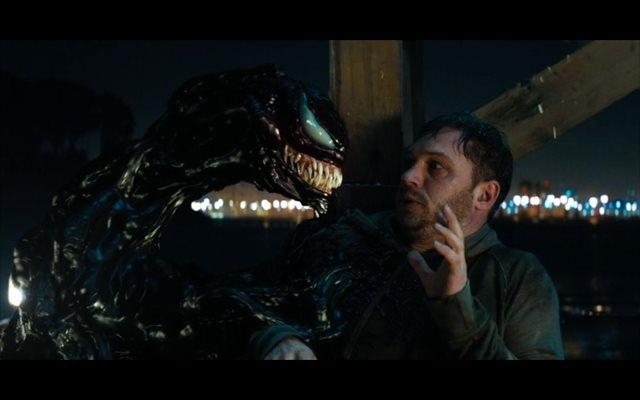 Crítica de Venom: El show de Tom y Hardy