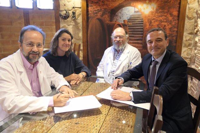 Acuerdo entre el CEHS y SECPAL