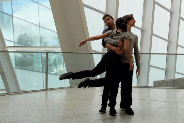 Carmen Fumero y Miguel Ballabriga