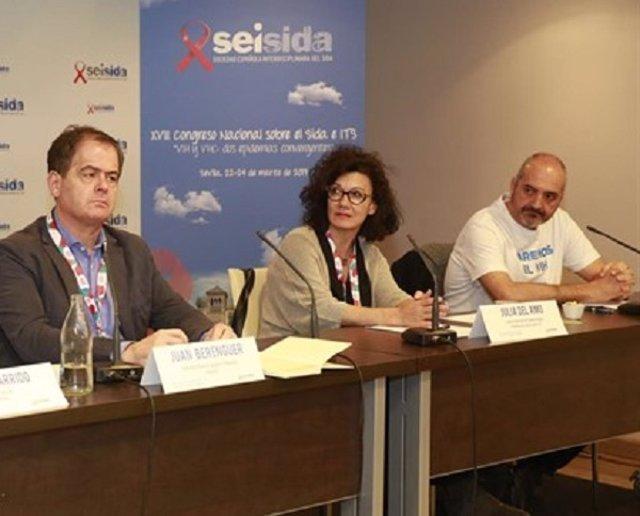 Julia del Amo, nueva directora del plan nacional sida