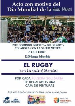 El rugby, en favor de la salud mental.