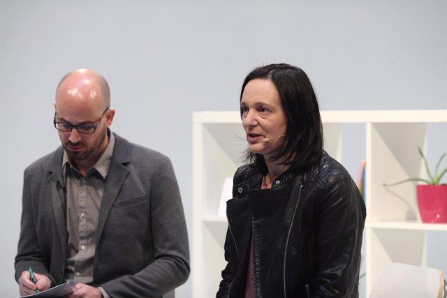 Nacho Álvarez y Carolina Bescansa presentan Mayo 2011-Pensando Vistalegre