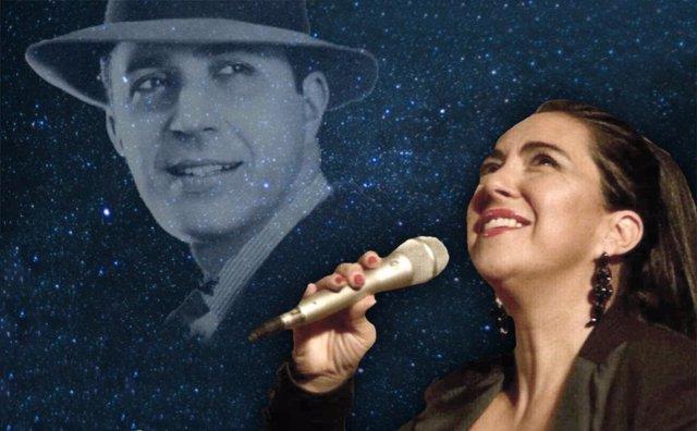 Cantante Analía Bueti