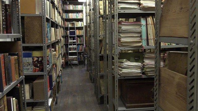 El Archivo de la Catedral de Burgos.
