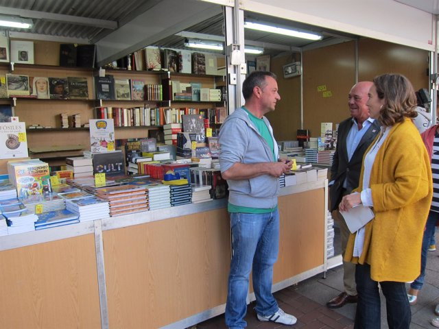 38 Feria Del Libro Antiguo Y De Ocasión