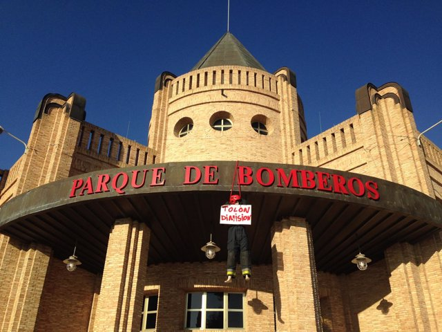 Parque de Bomberos de Toledo