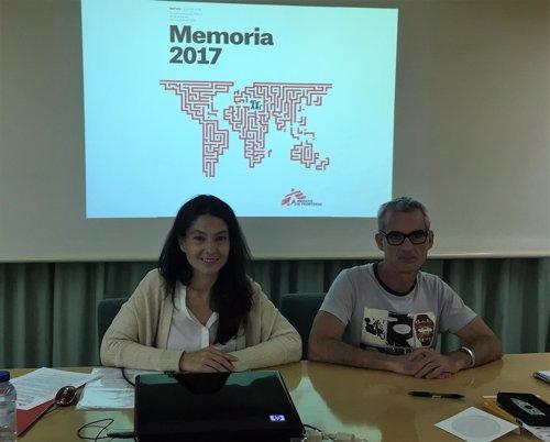 Valladolid.- Raquel González y José Luis Váquez
