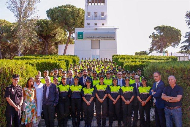 Promoción de Ingreso en los Cuerpos de Policía Local de Andalucía en la ESPA