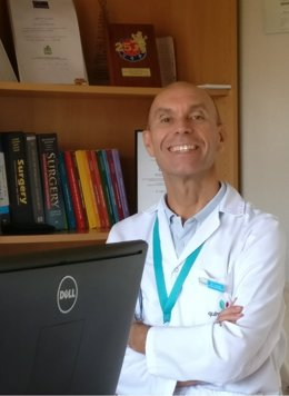 Juan Carlos Meneu, director de Cirugía General de Ruber Juan Bravo