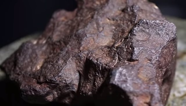 Meteorito Edmore