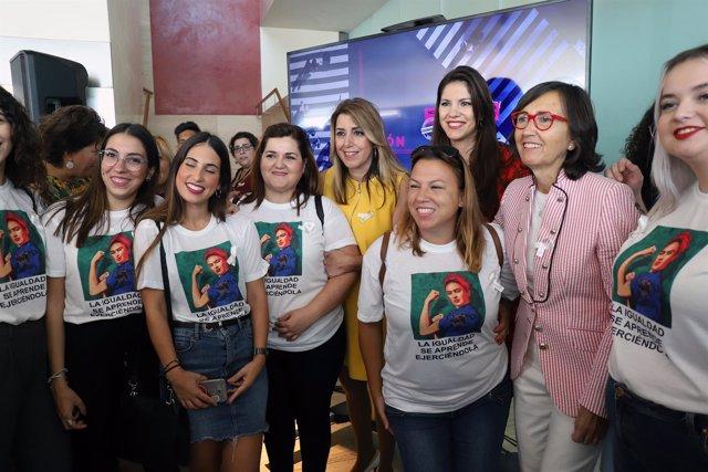 Susana Díaz presenta campaña 'Pasa a la Acción'