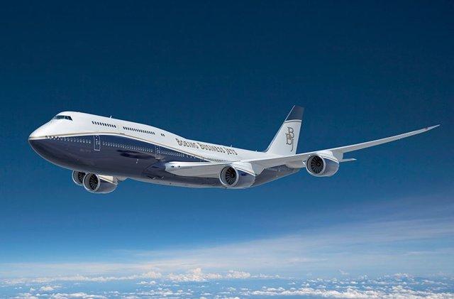 Jet de Boeing