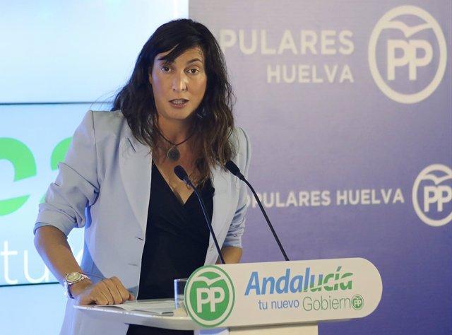 La secretaria general del PP andaluz, Loles López.