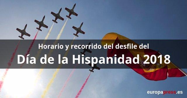 Día de la Hispanidad 2018