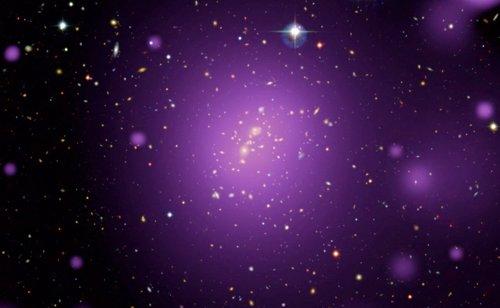 Cúmulo de galaxias XLSSC 006