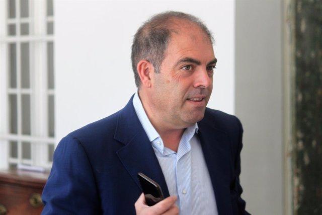 El presidente de la Federación de Autónomos, Lorenzo Amor