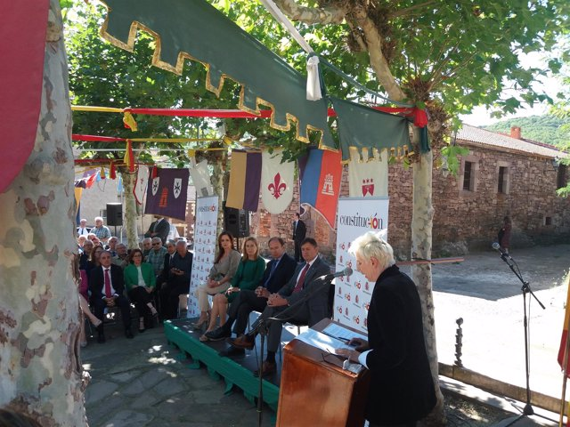 Conmemoración en Brañosera, 5-10-18
