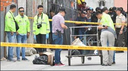 Detenida la presunta autora de descuartizar a una joven en el sur de Guayaquil (Ecuador)