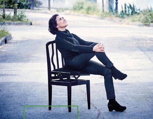 La pianista Rosa Torres Pardo