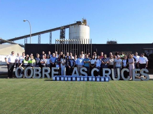 Cobre Las Cruces pide documentación para un nuevo proyecto