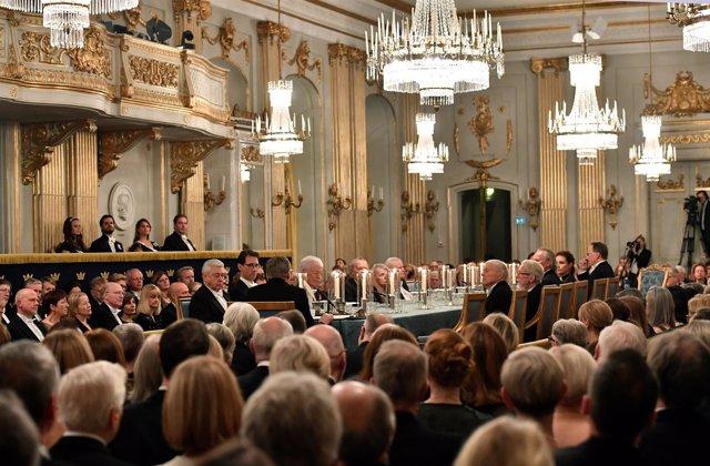 Reunión anual de la Academia Sueca