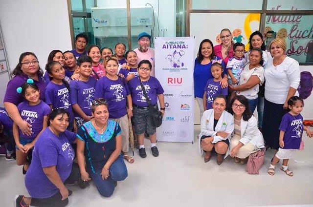 Unidad Oncológica Infantil de Cancún