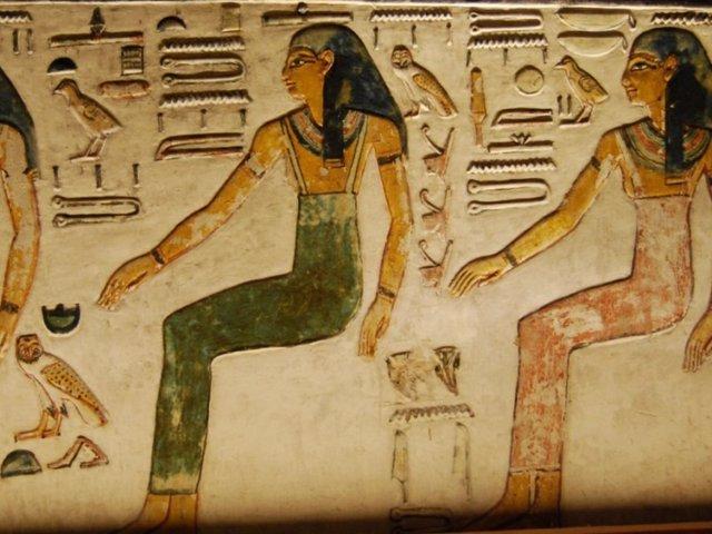 Jerogíficos egipcios