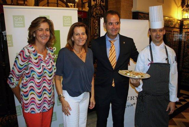 El Hotel Alfonso XIII colaborará con la asociación Nuevo Futuro
