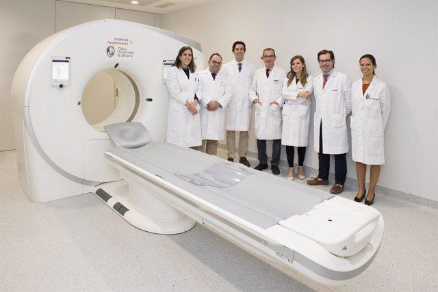 Equipo-programa-detección-precoz-cáncer-pulmón-Madrid
