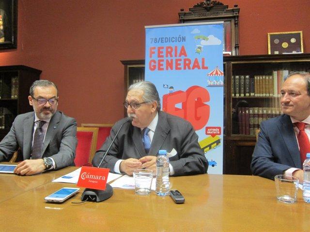Presentación de la 78 edición de Feria Zaragoza