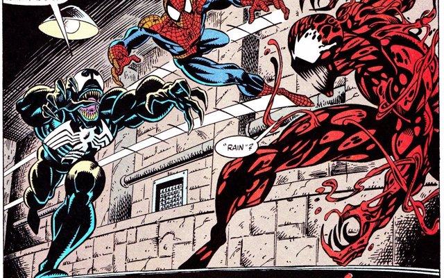 Venom, Riot, Matanza y otros brutales simbiontes de Marvel