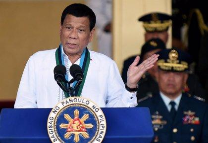 La Presidencia de Filipinas recalca que Duterte informará a la nación en caso de sufrir alguna enfermedad grave