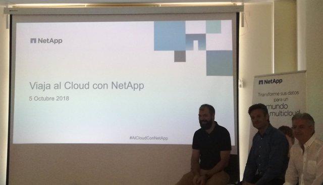 NetApp implanta sus servicio en Google Cloud