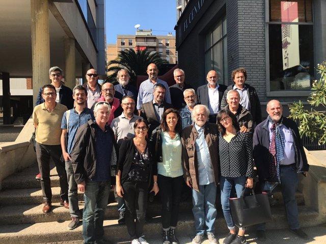 El IEB asiste a la asamblea constituyente de la Plataforma Jazz España