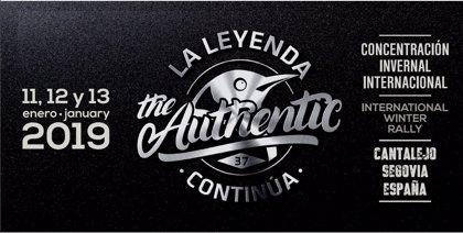 """La concentración motorista 'La Leyenda continúa' mantiene Cantalejo (Segovia) como """"nido"""" del 10 al 13 de enero"""