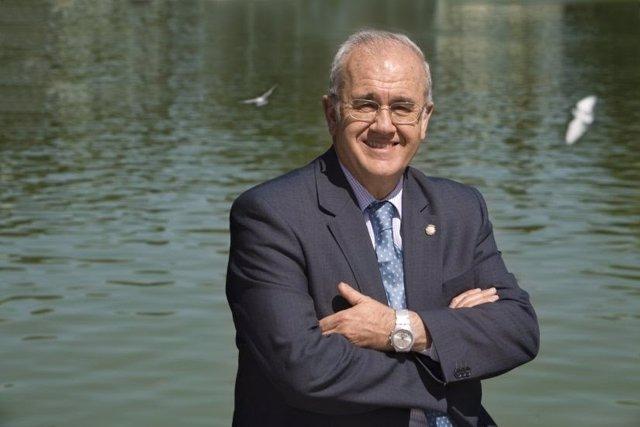 El presidente de Fenacore y del EIC, Andrés del Campo