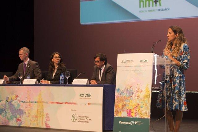 Farmacéuticos europeos en el 21 Congreso Nacional Farmacéutico